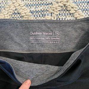 Outdoor Voices Pants - Outdoor Voices Leggings